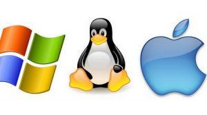 Windows Linux MacOS